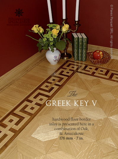 gb141-Greek-key-V-hardwood-border