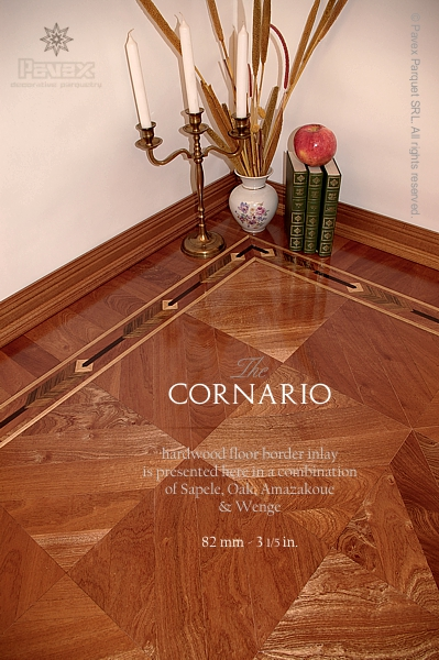 gb611_Cornario_hardwood_border_inlay